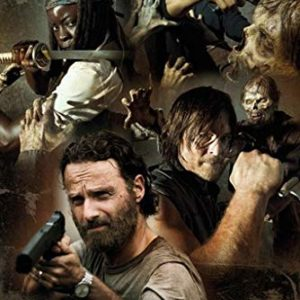 GB Eye, The Walking Dead, Collage, Maxi Poster, 61x91.5cm 46