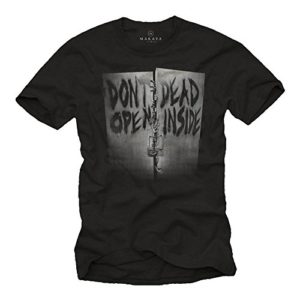 Walking Dead T-Shirt Don´T Open Dead Inside 54