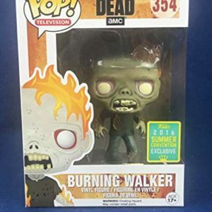 Funko - Figurine Walking Dead - Burning Walker Exclu Pop 10cm - 0849803094850 22