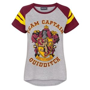 HARRY POTTER Quidditch Team Captain Women's Top 37