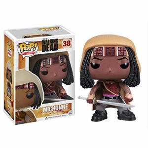 MMZ The Walking Dead-Danai Gurira Jekesai Pop Figure Collection Série TV Form Américaine Arbalète Frère 10CM 36