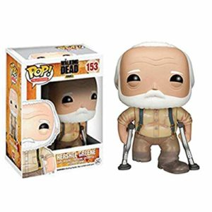 MMZ The Walking Dead-Hershel Greene Pop Figure Form Televison Collection 10CM 32