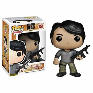 MMZ The Walking Dead-Prison Glenn Pop Figure Form Televison Collection 10CM 32