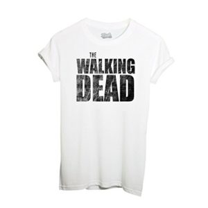MUSH T-Shirt The Walking Dead The Grunge Title - Film by Dress Your Style 63