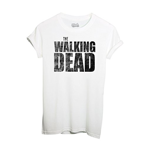 MUSH T-Shirt The Walking Dead The Grunge Title - Film by Dress Your Style 1