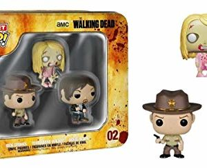 POP! Vinyl The Walking Dead - Mini Tin 18