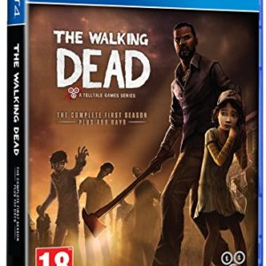 Walking Dead -  Game of the Year Edition [import anglais] 24