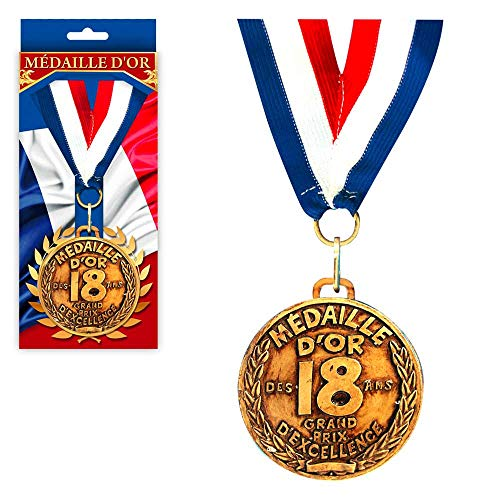Cadoon's - Medaille D'or 18 Ans 1