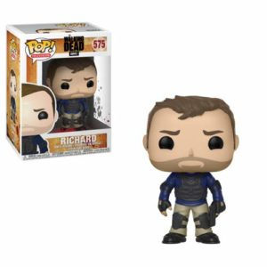 Funko- The Walking Dead Richard Figurine Pop, 25203 40