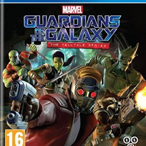 Telltales's Guardians of the Galaxy 32