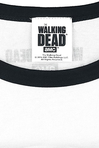 ABYstyle The Walking Dead - T-Shirt Homme Negan's Saviors 4