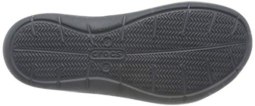Crocs Swiftwater F, Sandales Bout Ouvert Femme 3
