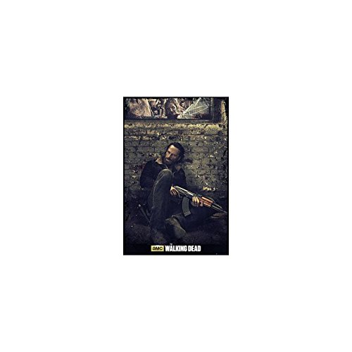 GB eye Affiche Maxi The Walking Dead Poster Piège Multicolore 1