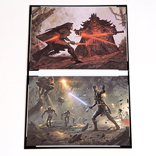Star Wars(r) the Jedi Path and Book of Sith Deluxe Box Set 3