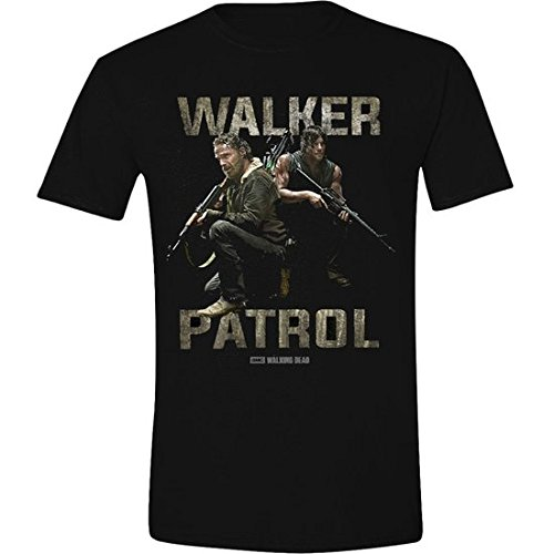 The Walking Dead Walkers Patrol T-Shirt Homme 1