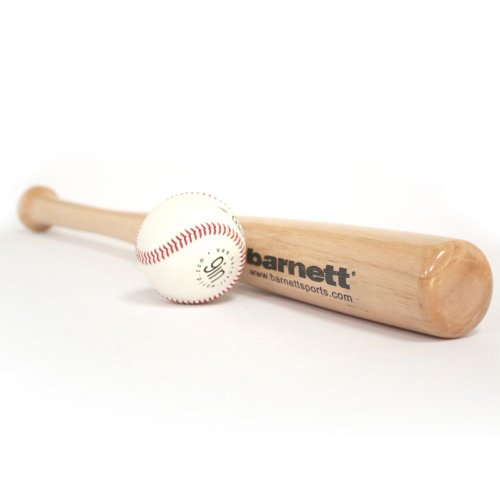 BB-W Batte de baseball initiation en bois 2
