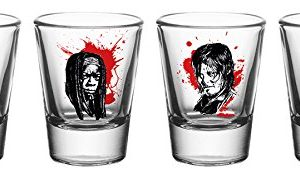 GB Eye Poster The Walking Dead, Personnages Neuf, Verres à Shot, différents 41
