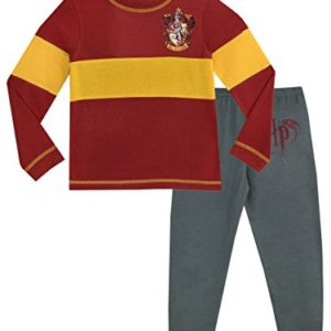HARRY POTTER- Ensemble De Pyjamas - Gryffindor - Garçon 82