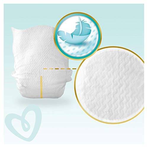 Pampers Premium Protection Taille 1 2