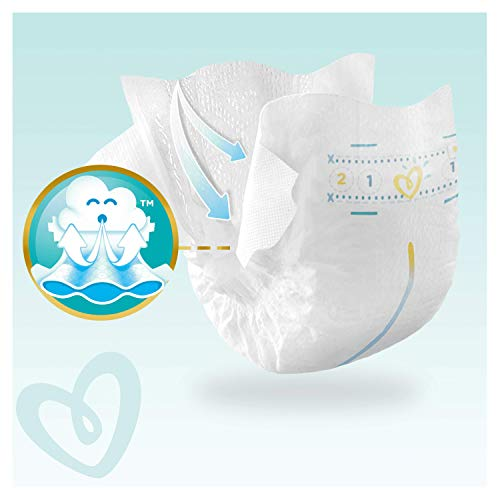Pampers Premium Protection Taille 1 3