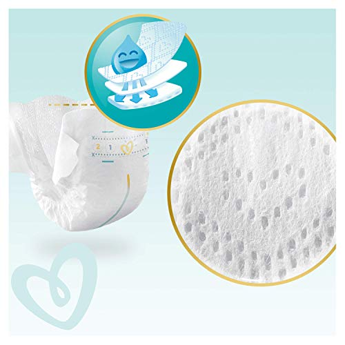 Pampers Premium Protection Taille 1 4