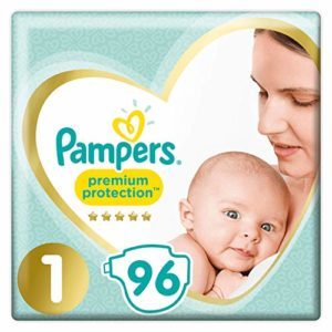 Pampers Premium Protection Taille 1 46