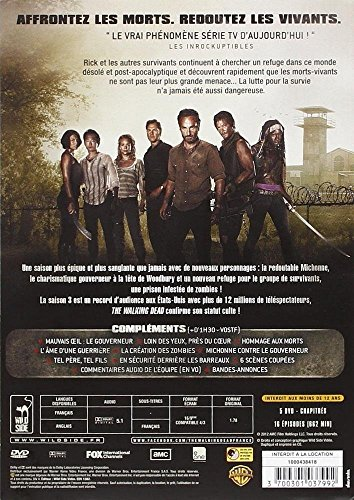 The Walking Dead-L'intégrale de la Saison 3 2