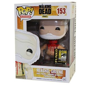 2014 Funko Pop #153 Walking Dead Hershel Greene (Bloody) 37