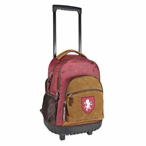 Artesania Cerda Mochila Carro Escolar Harry Potter Gryffindor Cartable, 49 cm, Rouge (Rojo) 73
