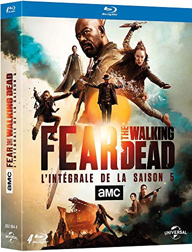 Fear The Walking Dead-Saison 5 [Blu-Ray] 1