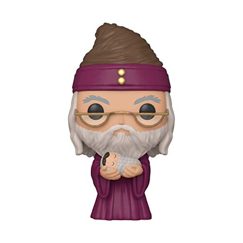 Funko Pop! Harry Potter: Harry Potter - Dumbledore w/Baby Harry, Multicoleur 1