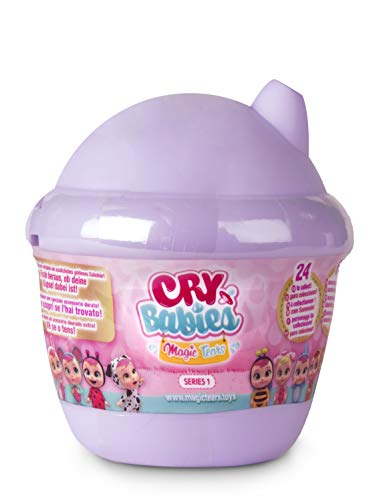IMC Toys- 98442 - Pack 1 Cry Babies Magic Tears-Coloris aléatoire 4