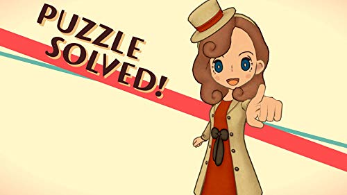 Layton's Mystery Journey: Katrielle and the Millionaires Conspiracy - Edition Deluxe 2