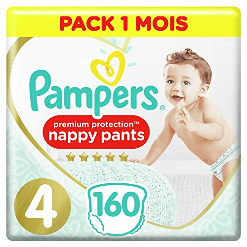 Pampers Premium Protection Pants 1