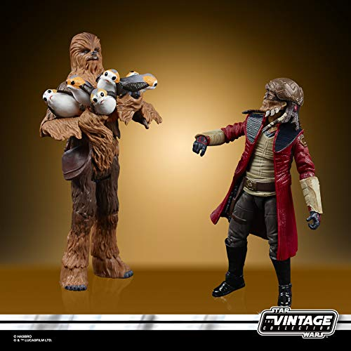 Star Wars – Edition Collector Vintage - Jouet électronique Galaxy's Edge Faucon Millenium - 9,5 cm 4