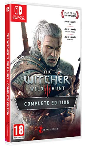 The Witcher 3 : Wild Hunt 1