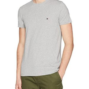 Tommy Hilfiger Core Stretch Slim Cneck Tee T-Shirt Homme 73