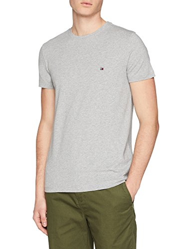 Tommy Hilfiger Core Stretch Slim Cneck Tee T-Shirt Homme 1