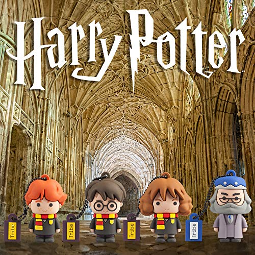 Tribe Clé USB - Mémoire Flash Drive Originale Harry Potter 4