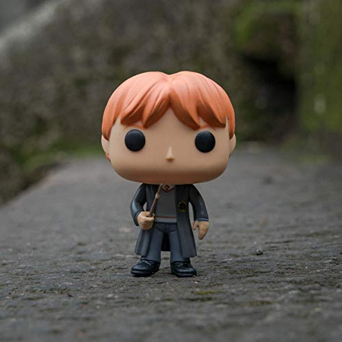 Funko - POP Movies - Harry Potter - Ron Weasley 4