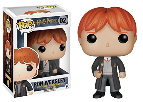Funko - POP Movies - Harry Potter - Ron Weasley 1