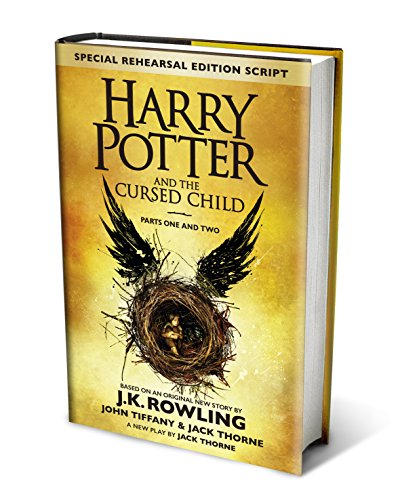 Harry Potter 8 : Harry Potter and the Cursed Child Parts 1 & 2 : The Official Script Book of the Original West End Prod 2