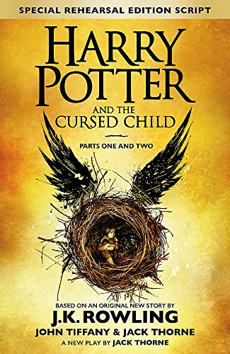 Harry Potter 8 : Harry Potter and the Cursed Child Parts 1 & 2 : The Official Script Book of the Original West End Prod 1