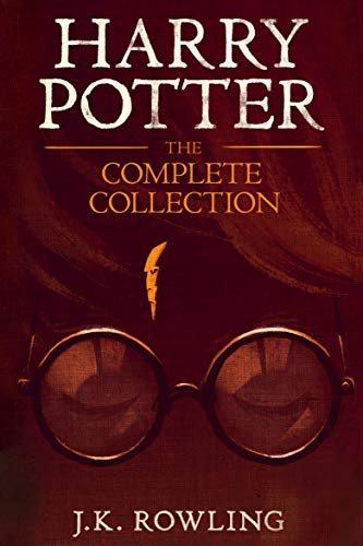 Harry Potter: The Complete Collection (1-7) (English Edition) 1