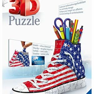 Ravensburger - Puzzle 3D - Sneaker - American Style - 12549 9