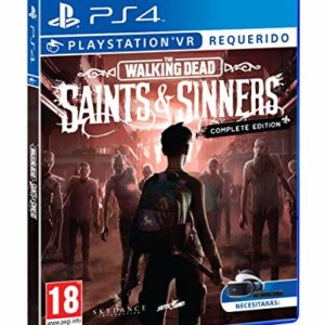 The Walking Dead Saints & Sinners Complete Edition VR Requis (PS4) 30
