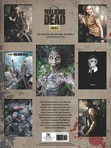 WALKING DEAD: THE POSTER COLLECTION 2