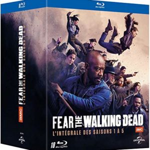 Fear The Walking Dead-L'intégrale des Saisons 1 à 5 [Blu-Ray] 55