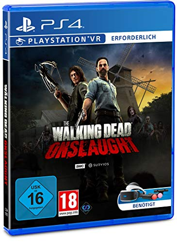 Sony The Walking Dead Onslaught VR - PS4 2
