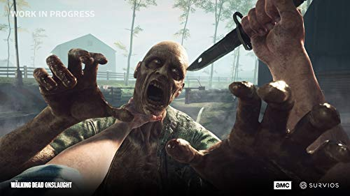 Sony The Walking Dead Onslaught VR - PS4 3